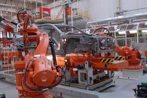 汽车行业MES系统解决方案